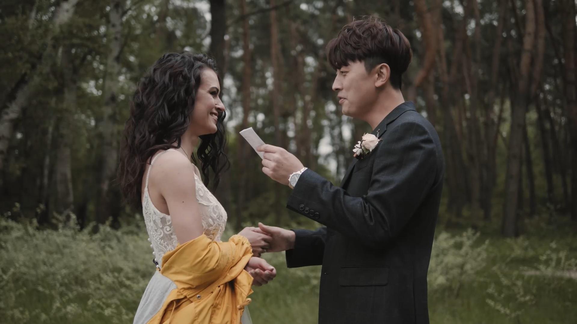 відеограф на весілля