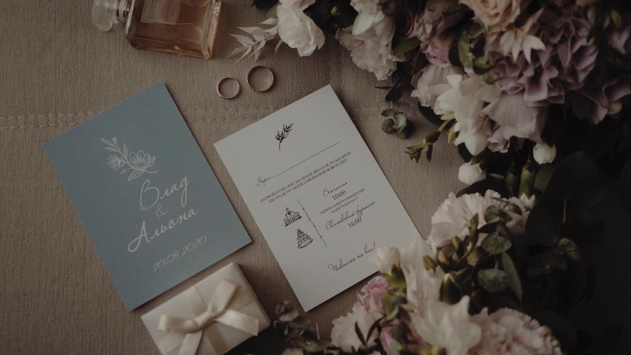 свадебное видео украина
