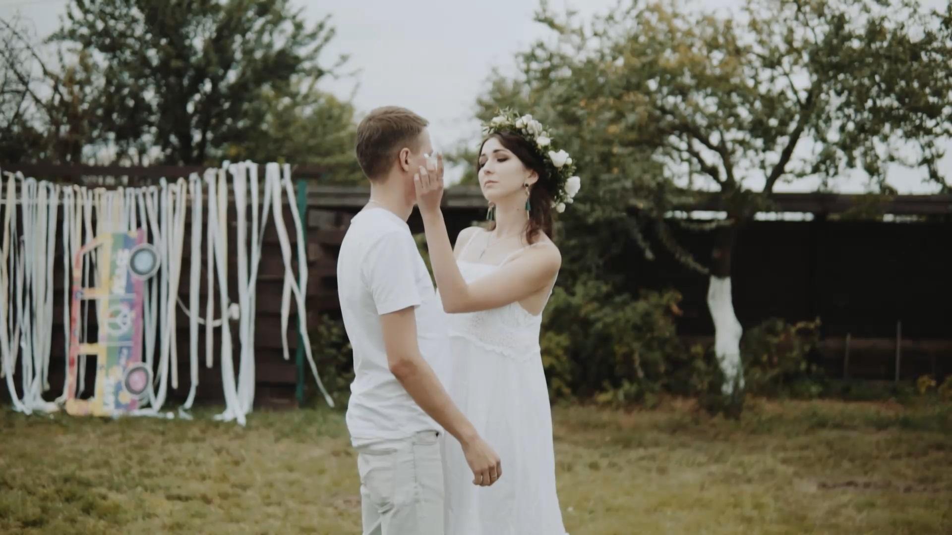 свадебный видеограф алена гайдукова