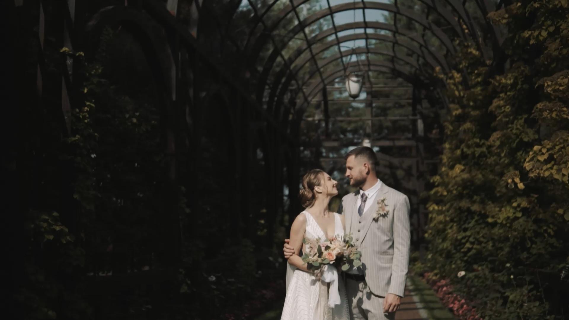 свадебный фильм алена гайдукова