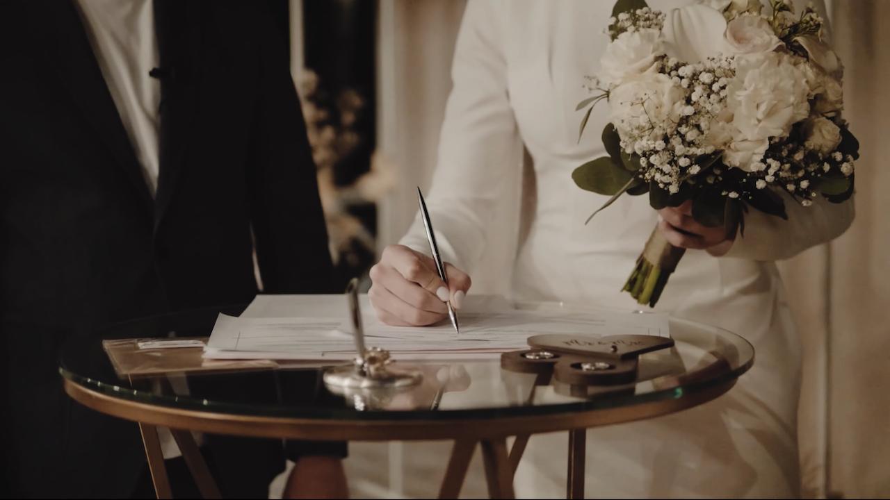свадебное видео киев